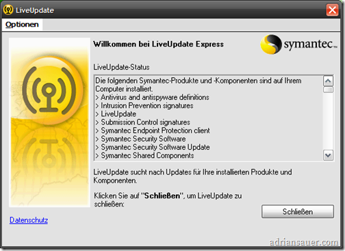 Symantec Endpoint Protection. Symantec Endpoint Protection